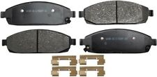 For Jeep Commander Grand Cherokee Front Disc Brake Pads Monroe Brakes GX1080