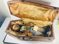 AUTHENTIC Last Game Brooklyn Dodgers Ebbet's Field Emmett Kelly Funeral Doll