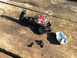 Komatsu Redmax HB2300 handheld blower pull start
