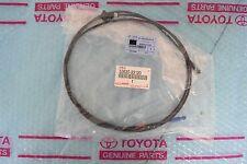 GENUINE LEXUS 02-03 ES300 / 04-06 ES330 OEM HOOD LOCK CONTROL CABEL 53630-33120