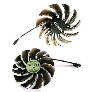 88MM 12V 4Pin Cooling Fan For Gigabyte GTX1060 GTX1070 Cooler Fan T129215SU