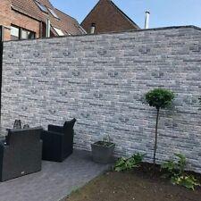 Wandverkleidung Verblendsteine Kunststein Steinoptik wandpaneele Styropor Tapete