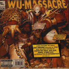 Ghostface Killah, Method Man & Raekwon - Wu-Massacre (CD - 2010 - US - Original)