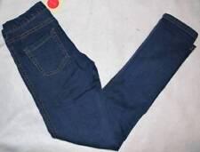 NWT Mini Boden Girl's Denim Leggings Dark Jean Leggings Jeggings 11 Yrs