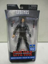 2015 Marvel Legends Series Captain America Civil War Winter Soldier