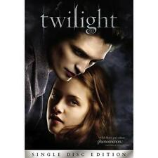Twilight DVD Widescreen  BRAND NEW FACTORY SEALED