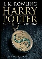 Harry Potter and the Deathly Hallows (Book 7) [Adult Edition], J. K. Rowling