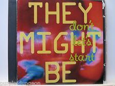 THEY MIGHT BE GIANTS - Don't Let's Start  CD  RTDCD 128