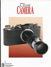 Classic Camera  N.58 Maggio 2006  rivista in italiano collezionismo fotografico