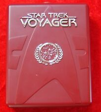 Star Trek Voyager Staffel 1, Hartbox DVD Box deutsche Version