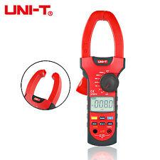 UNI-T UT207 RMS Auto Range 1000A Digital Clamp Meters LCD Multifuction Meters AU