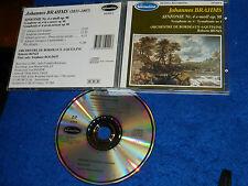 CD JOHANNES BRAHMS orchestre bordeaux aquitaine ROBERTO BENZI stephane boudot