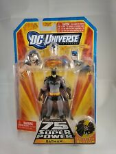 2009 DC/Mattel 75 Years Batman Action Figure with Collector Button (New)
