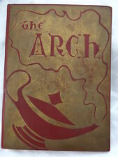 1953 Erasmus Hall High School Yearbook The Arch Brooklyn New York, program