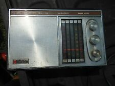 Vintage Craftsman 5 Band Transistor Radio-Model 1969-Japan-Works