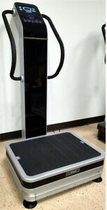 New 1500w Professional Dual Motor Full Body Vibration Plate Exercise Machine