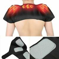 Self-Heating Heat Therapy Pad Shoulder Protector Belt Relief Pain Support W4R1