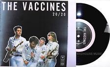 "VACCINES 7"" 20/20 / 20/20 Reimagined VINYL + Inner NEW Not sealed"