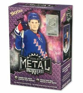 🏒2020/21 Sky Box Metal Universe Hockey-- Pick Your Card  (Buy More & SAVE $$)🏒