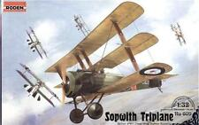 1/32 Roden Sopwith Triplane #609