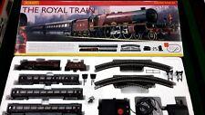 HORNBY MODEL RAILWAY R1057 THE ROYAL TRAIN SET OO TRAIN NMIB