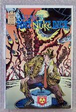 POST NUKE DICK #1 (Lance Barnes), 93, Epic, Grade 9.6 by MCG- MW COMIC GRADING