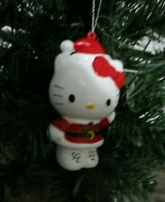 KURT;S ADLER CHRISTMAS TREE ORNAMENT HELLO KITTY