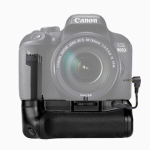 Jintu Vertical Battery Grip For Canon EOS 800D / 77D / Rebel T7i / Kiss X9i DSLR