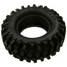 1 x Crawler 96mm OD Rubber Tire with Sponge Insert for RC 1:10 Rock SCX10 D90