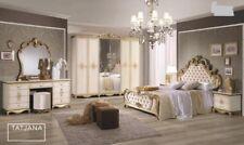 Luxurious Italian Tatjana Bedroom 6 Items Bedroom Set