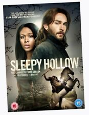 Sleepy Hollow The Complete First Series 1 Season 1 New DVD