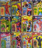 """Choose your Kenner Marvel Legends 4"""" Action Figure! NEW 2021! *FREE SHIPPING*"""
