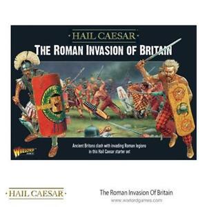 HAIL CAESAR ~ THE ROMAN INVASION OF BRITAIN STARTER SET ~ NEW ~ UNOPENED