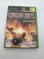 Crimson Skies: High Road to Revenge (Microsoft Xbox) - Complete CIB, Tested