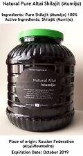 BULK WHOLESALE Pure Altai SHILAJIT 5.5 Lb (2.5 kilograms) Mumijo, Moomiyo,Mumiyo