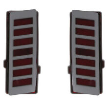 70-72 Chevelle Rear Side Marker Lamp -  Pair New Golden Star SM03-701L SM03-701R