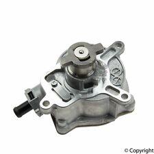 One New Pierburg Power Brake Booster Vacuum Pump 724807300 for Audi Volkswagen