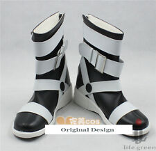 Soul Eater Maka Albarn Boot Party Shoes Cosplay Boots Custom-made