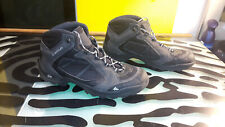 Quechua Forclaz 50 Man Hiking Boots Shoes Good Shape Mens Size 11.5