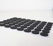 48 x 20mm Felt Pads Furniture Floor Protector Feet Self Adhesive Sticky Back