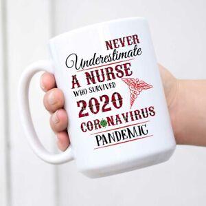 Nurse 2020 Great Tee To Raise A Voice Mug