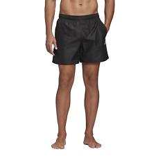 Adidas Performance Men's Swimming Shorts Solid Clx Sh Sl Black