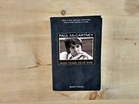 Paul McCartney : Many Years from Now by Barry Miles - Beatlemania, Beatles, UK