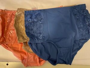 BREEZIES Soft Support Lace BRIEF Panties A351931