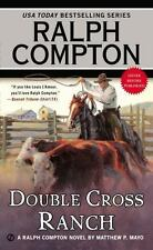 Ralph Compton Double Cross Ranch (Paperback or Softback)