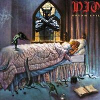 DIO Dream Evil CD BRAND NEW Ronnie James Dio
