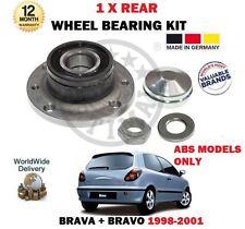 für Fiat Brava Bravo 1998 > NEU 1 x Hinterradlager Set mit Sensorring