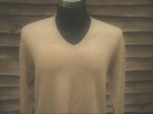 M&S Autograph Range Wool & Cashmere  V Neck Over Sized Jumper Size M BNWT