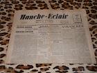 Journal MANCHE-ECLAIR, éd. du Sud de la Manche - n° 4, 28/01/1950
