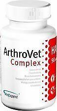 ArthroVet HA complex VetExpert 90 tablets dog,cat
